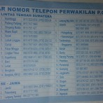 Tiket Bus SAN Curup-Padang