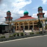 Sepanjang sebelum Jl. Sukowati (Masjid Darussalam Air Rambai)