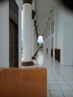 Shalat Dzuhur di Masjid Agung Baitul Makmur Curup Kab. Rejang Lebong