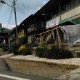 Sepanjang jalan menuju Terminal Simpang Nangko