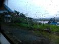 Danau Mas (fotonya rada ga jelas, maklum...fotonya pake kamera biasa, udah gitu busnya jg lg jalan :) )