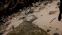 Ini kayak reruntuhan, tapi ga tau karena apa, mungkinkah abrasi???