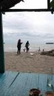 Nyari umang-umang -Pantai Gandoriah Pariaman-