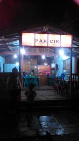 Warung Sea Food Pak Cik