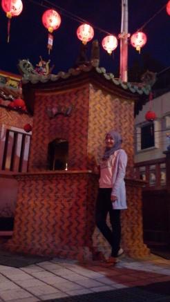 Klenteng, Pondok, Padang (Gong Xi Fa Chai)