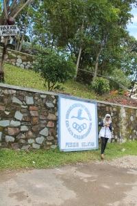 Ini tempat parkirnya nih, bayar Rp 5.000,-