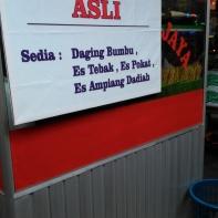 Sate Agam Asli
