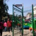 Pintu keluar Stasiun Bogor