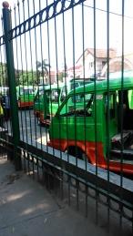 Angkot di Bogor
