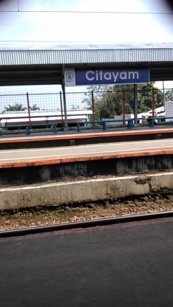 Stasiun Citayam