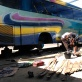 Perbaikan bus