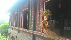 kaian Tradisional Minangkabau - Museum Rumah Adat Baanjuang (29 September 2015) (1)