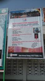 Competition Nusantara (5 s/d 8 Agustus 2015)