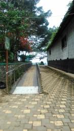 Rumah Adat Baanjuang dari belakang