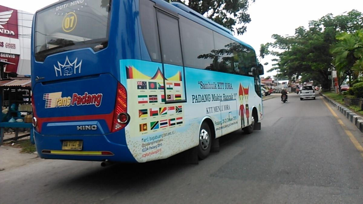 Transportasi Di Kota Padang