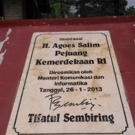 Jambatan Gadang Koto Gadang (18 Oktober 2015) with Mom & Unjut (3)