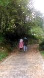 Jambatan Gadang Koto Gadang (18 Oktober 2015) with Mom & Unjut (83)a