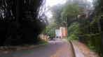 Jalan menuju Ngarai