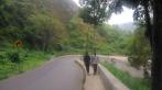 Jalan dari Loket III Lobang Jepang