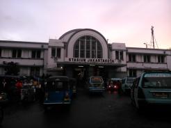 Stasiun Jakarta