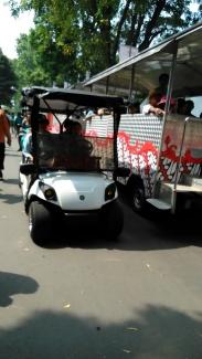 Candi Prambanan (6 Mei 2016) with Iqbal